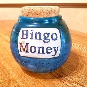 Bingo Money Jar